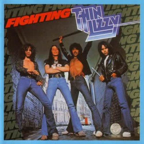 Thin Lizzy - Fighting (CD)