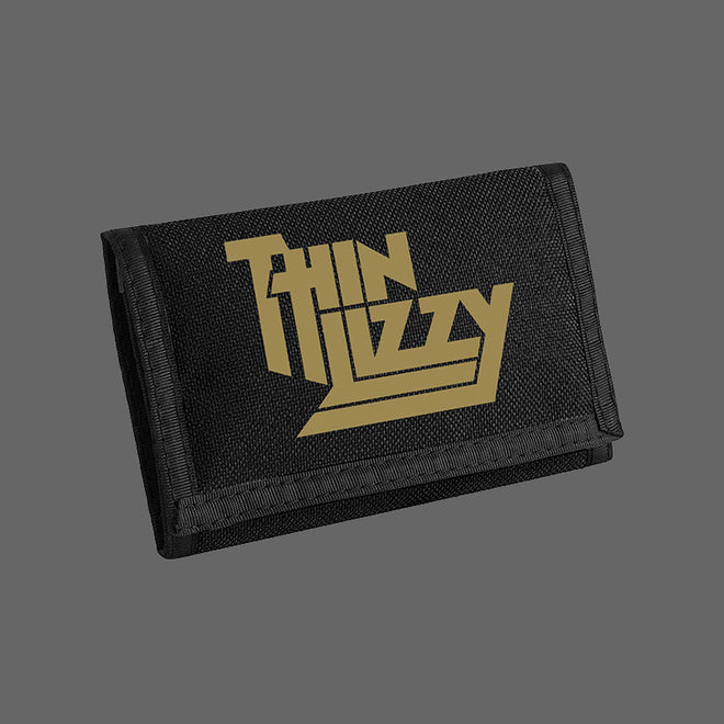 Thin Lizzy - Gold Logo (Wallet)