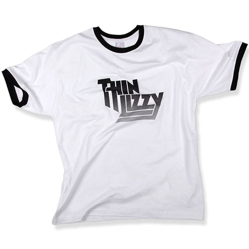 Thin Lizzy - Gradient Logo (Ringer) (T-Shirt)