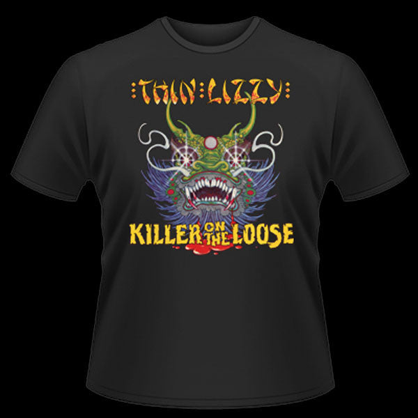 Thin Lizzy - Killer on the Loose (T-Shirt)
