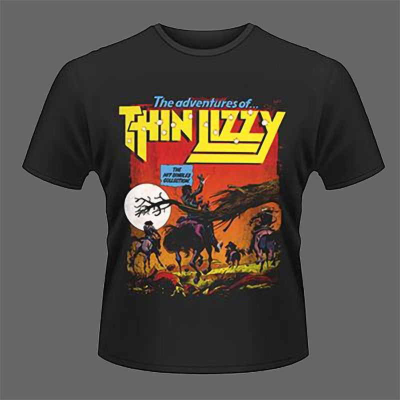 Thin Lizzy - The Adventures of Thin Lizzy (T-Shirt)
