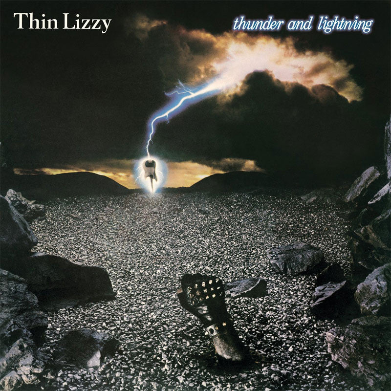 Thin Lizzy - Thunder and Lightning (CD)