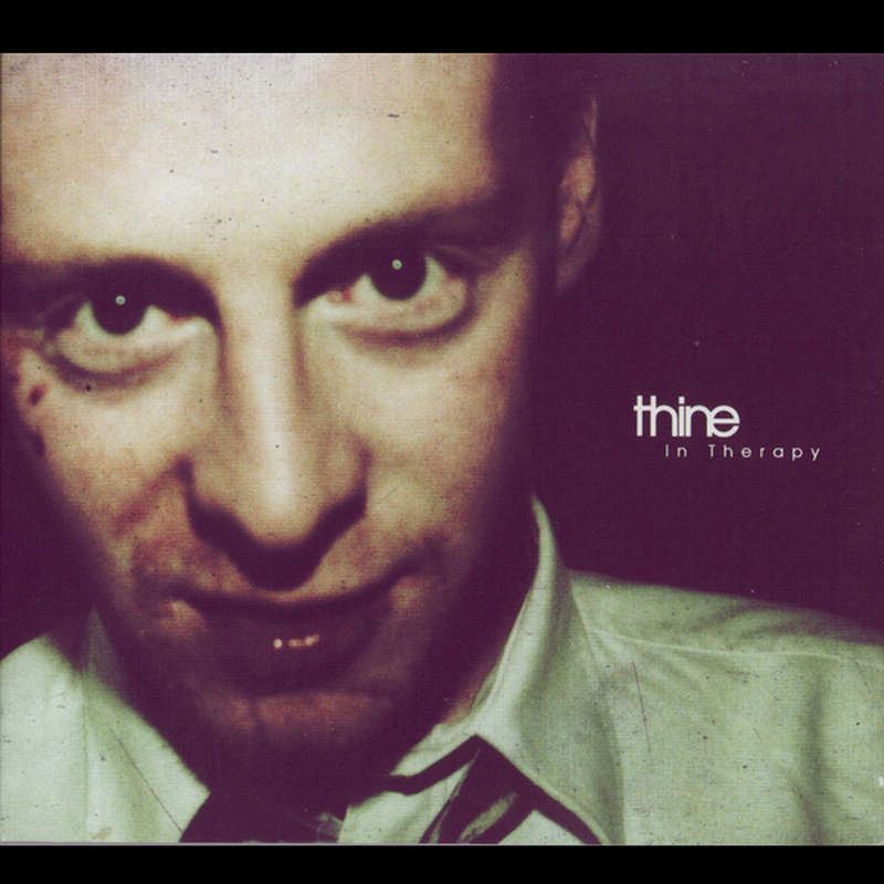 Thine - In Therapy (Digipak CD)