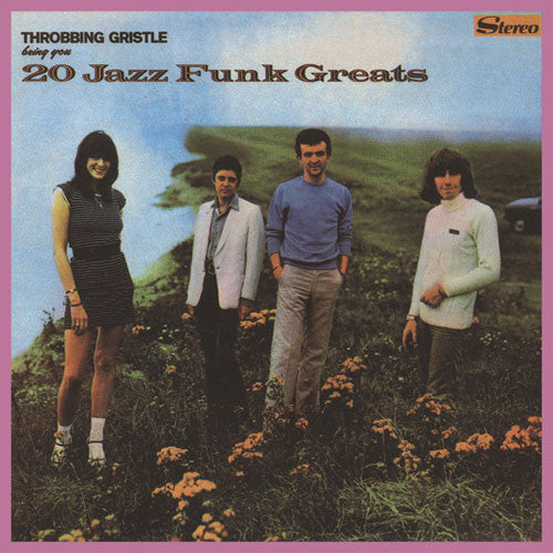 Throbbing Gristle - 20 Jazz Funk Greats (CD)