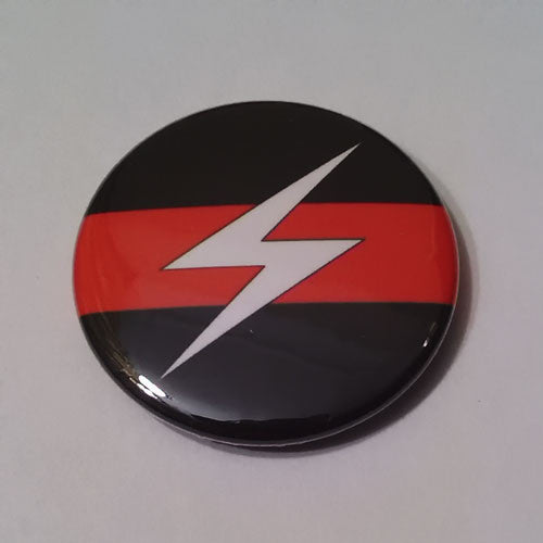 Throbbing Gristle - Logo Symbol (Badge)