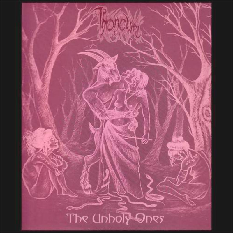 Throneum - The Unholy Ones (CD)