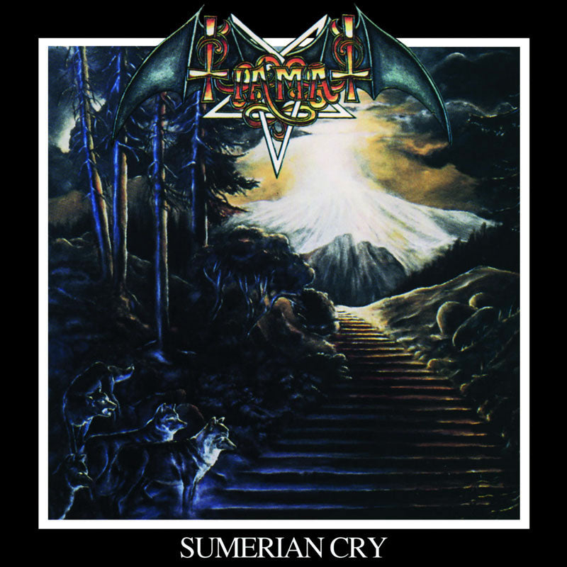 Tiamat - Sumerian Cry (2013 Reissue) (LP)