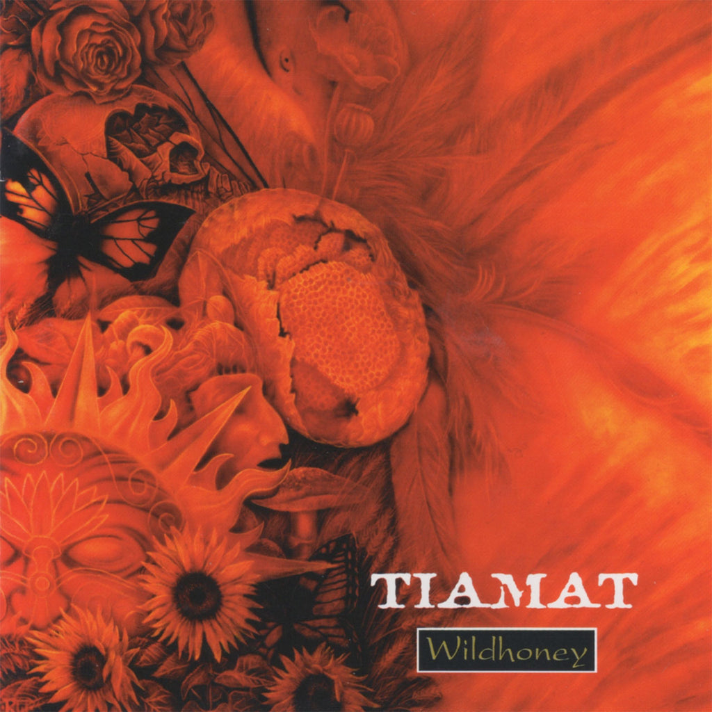 Tiamat - Wildhoney (2006 Reissue) (CD)