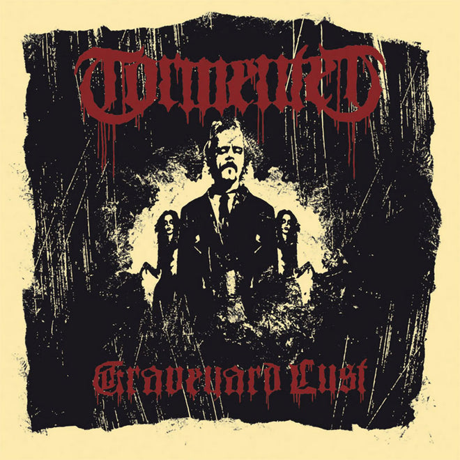 Tormented - Graveyard Lust (Digipak CD)