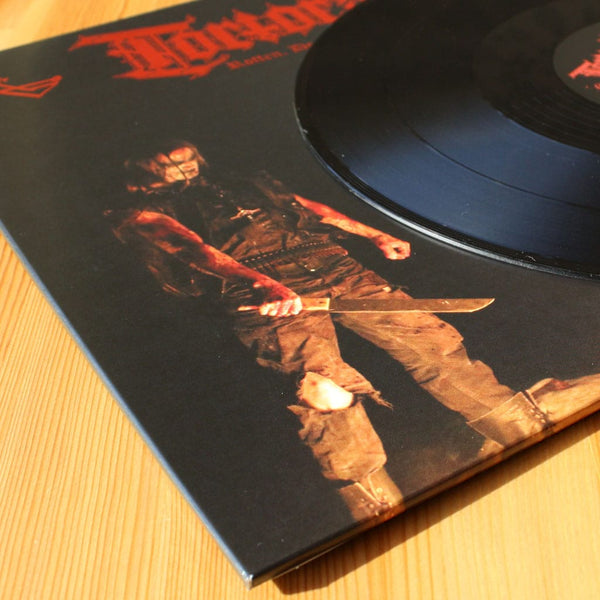 Tortorum - Rotten Dead Forgotten (Black Edition) (LP)