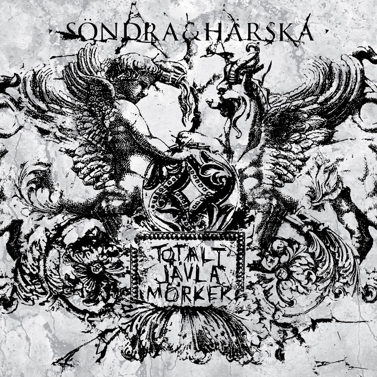 Totalt Javla Morker - Sondra & Harska (CD)