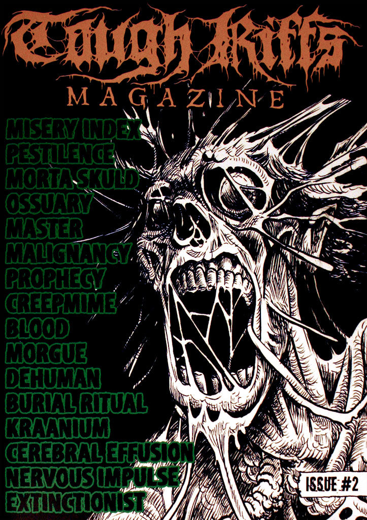 Tough Riffs - Issue 2 (Zine)