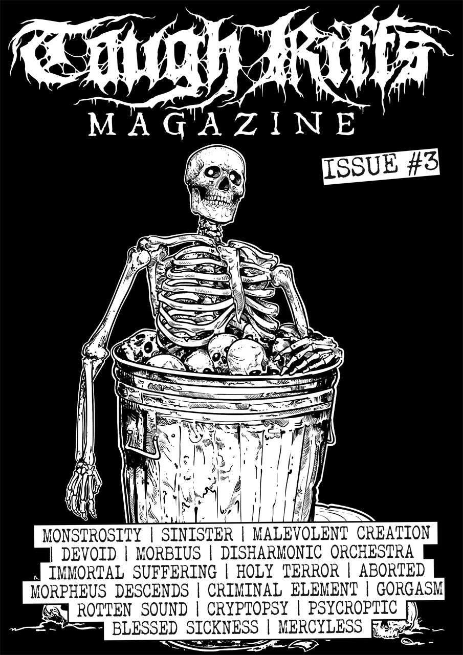 Tough Riffs - Issue 3 (Zine)