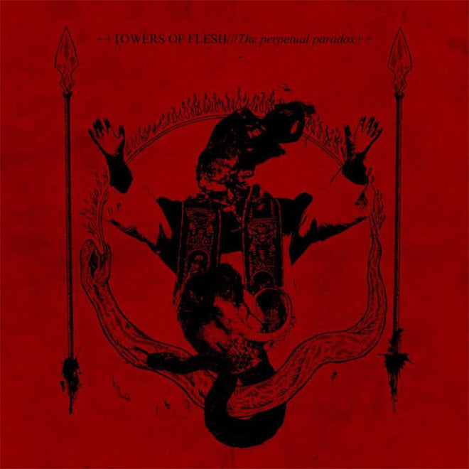 Towers of Flesh - The Perpetual Paradox (CD)
