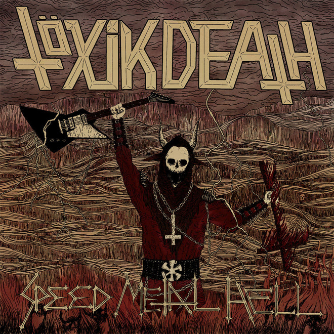 Toxik Death - Speed Metal Hell (CD)