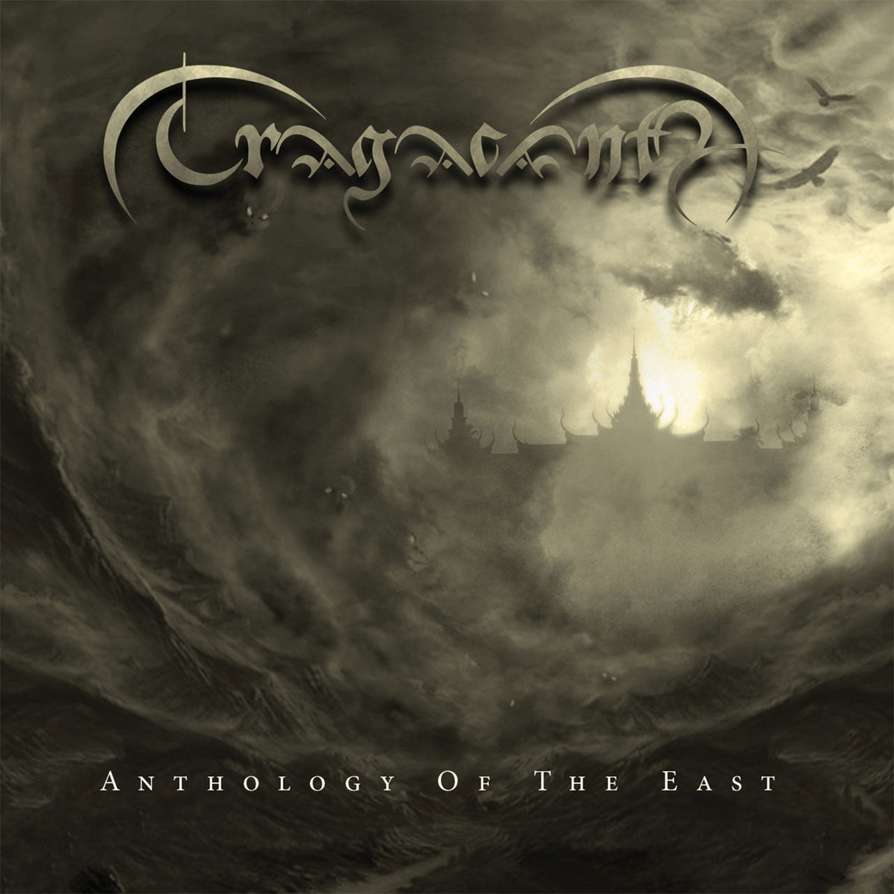 Tragacanth - Anthology of the East (CD)