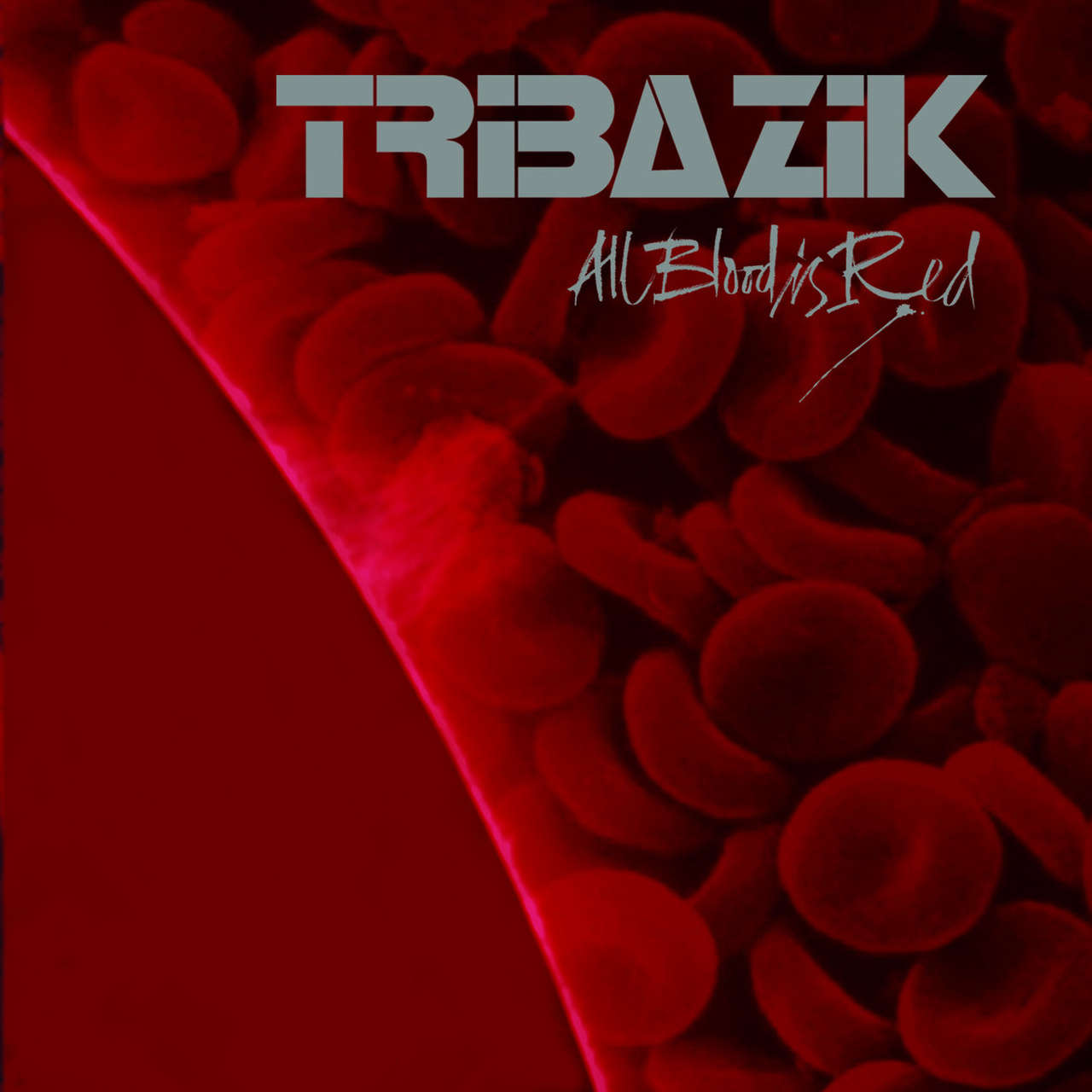 Tribazik - All Blood is Red (CD)