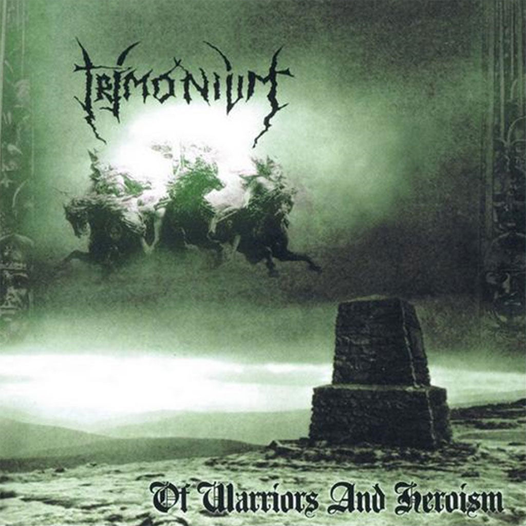 Trimonium - Of Warriors and Heroism (CD)