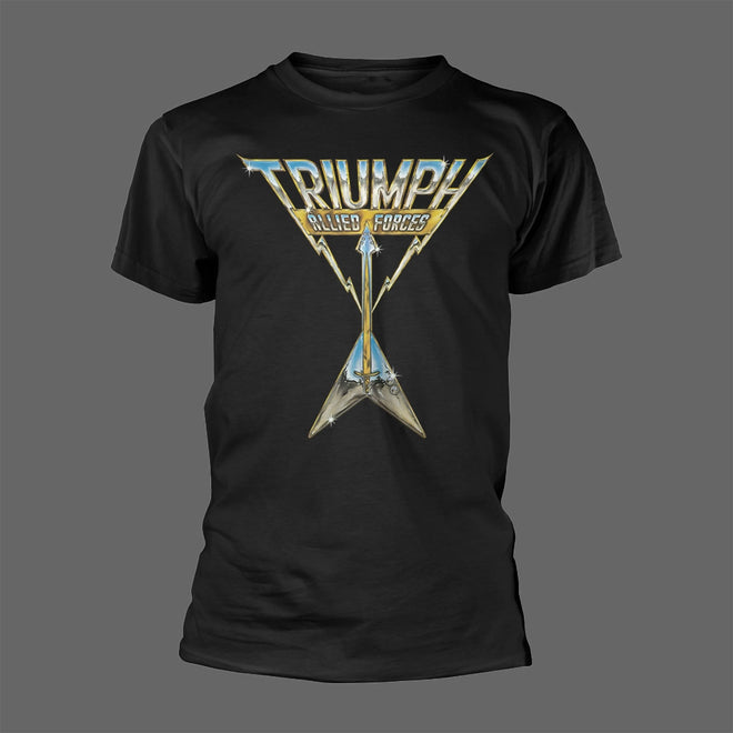Triumph - Allied Forces (T-Shirt - Released: 22 January 2021)