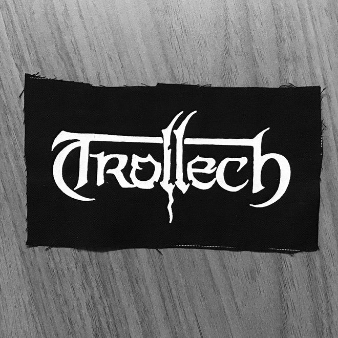 Trollech - Logo (Printed Patch)
