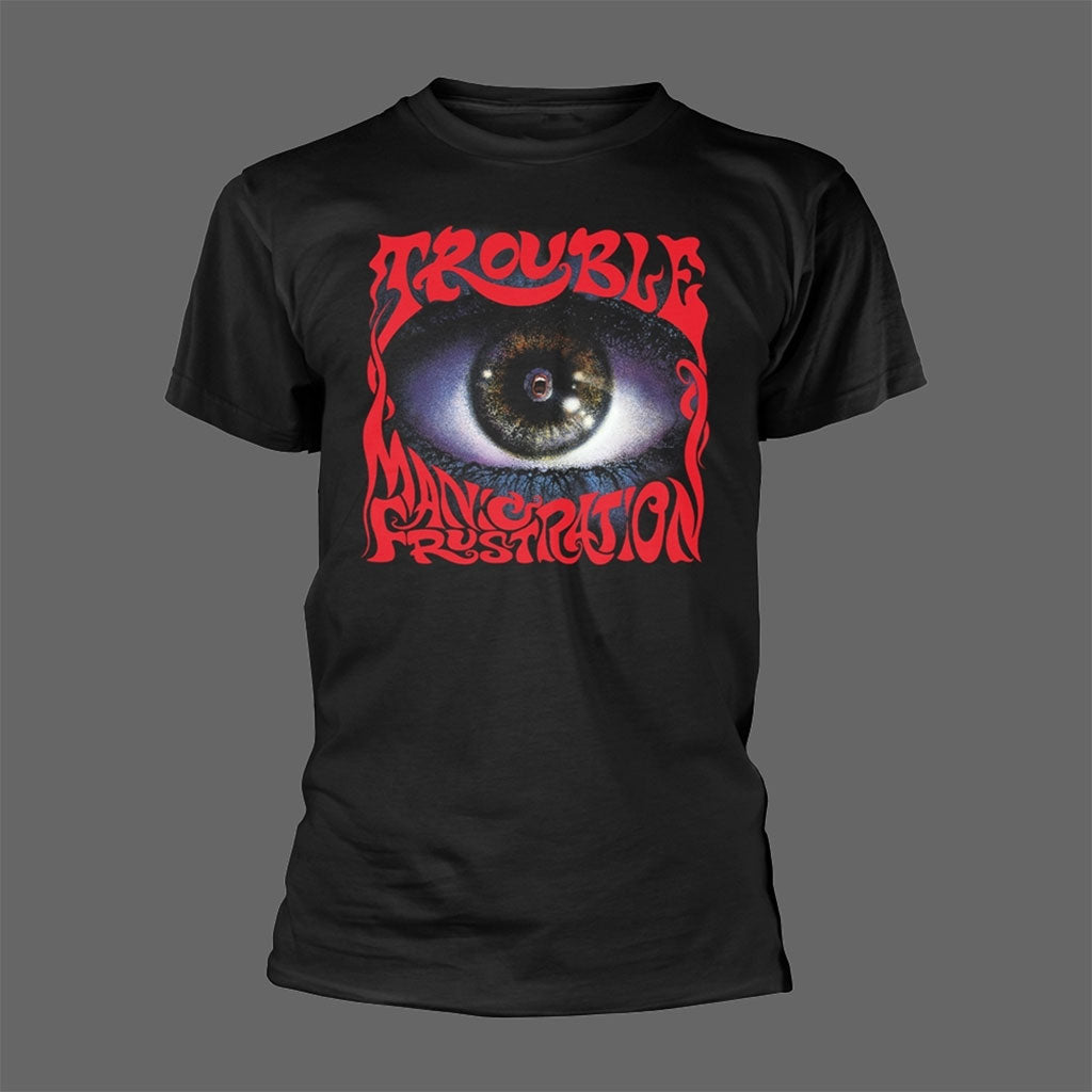 Trouble - Manic Frustration (T-Shirt - Pre-order: 14/8/2020)