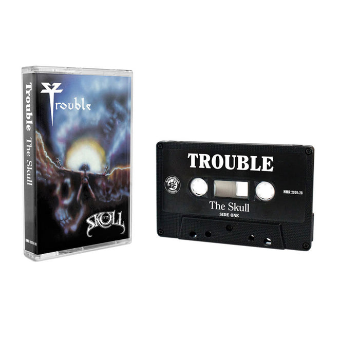 Trouble - The Skull (2020 Reissue) (Cassette)