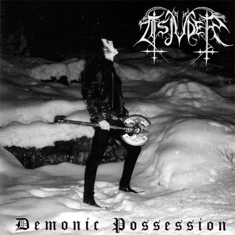 Tsjuder - Demonic Possession (2005 Reissue) (CD)