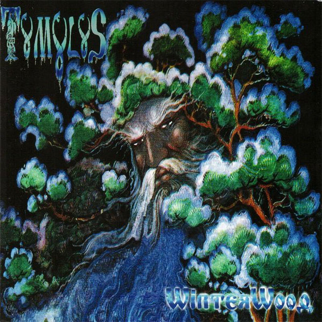 Tumulus - Winter Wood (CD)