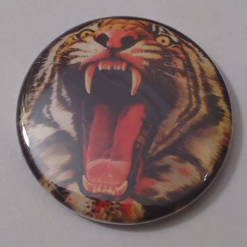 Tygers of Pan Tang - Wild Cat (Badge)