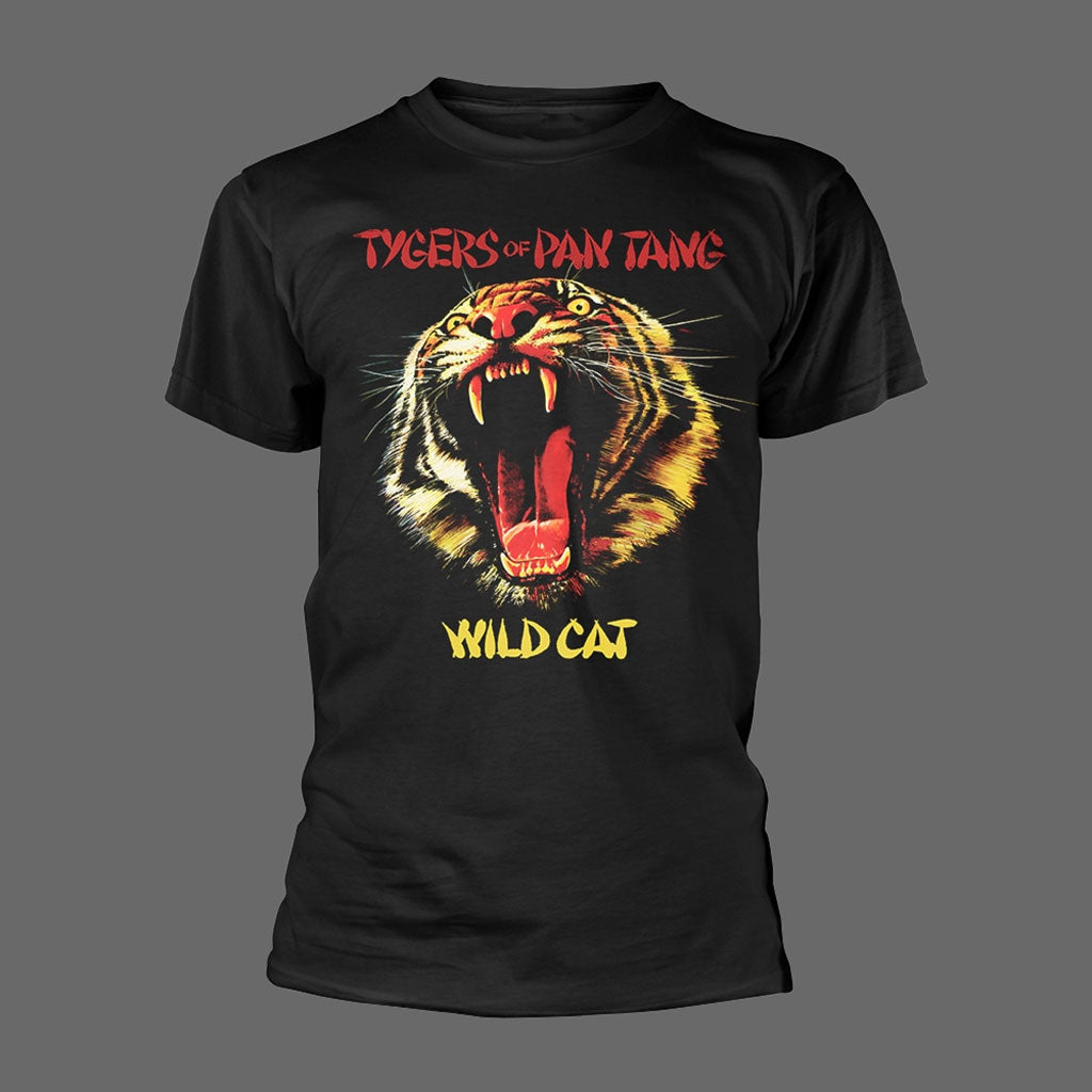 Tygers of Pan Tang - Wild Cat (T-Shirt)