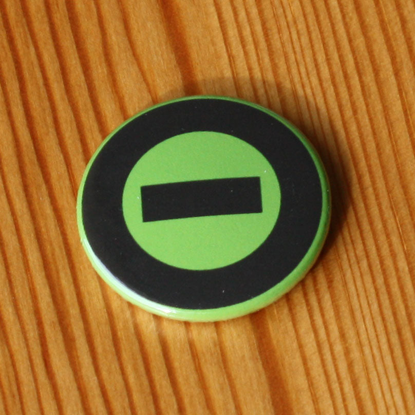 Type O Negative - Black Logo Symbol (Badge)