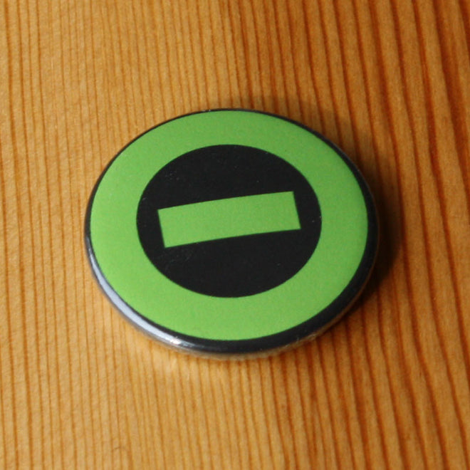 Type O Negative - Green Logo Symbol (Badge)