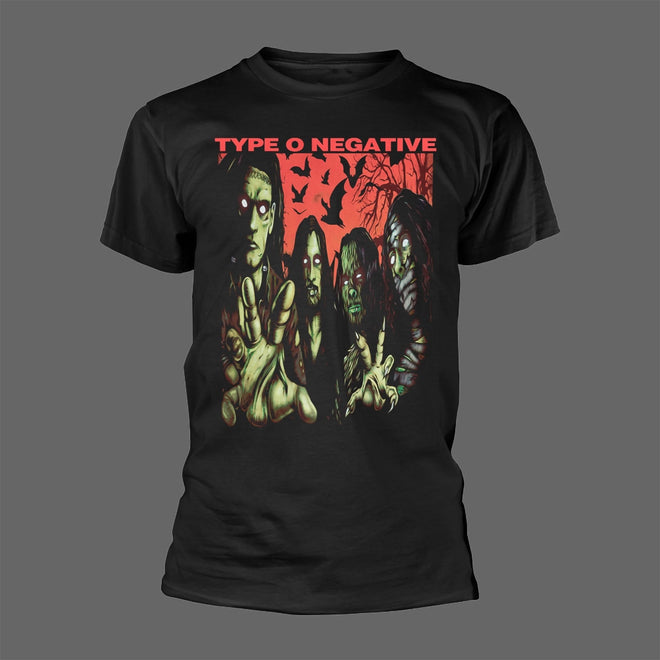 Type O Negative - Halloween (Comic) (T-Shirt)