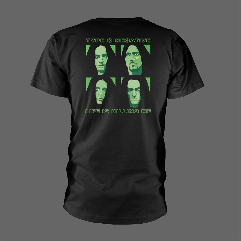 Type O Negative - Life is Killing Me (T-Shirt)