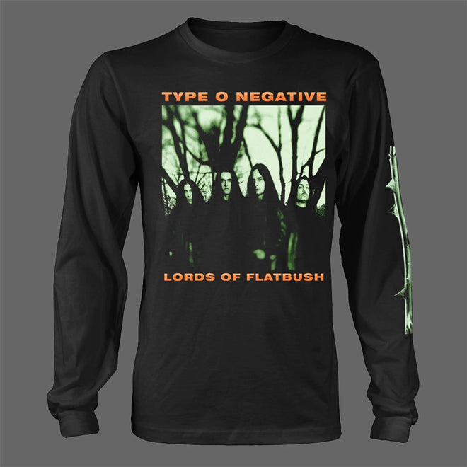 Type O Negative - October Rust / Lords of Flatbush (Long Sleeve T-Shirt)