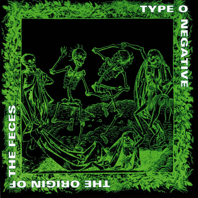 Type O Negative - The Origin of the Feces (CD)