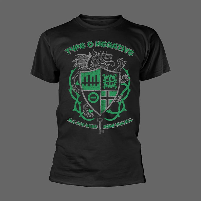 Type O Negative - Wolf Crest (T-Shirt)