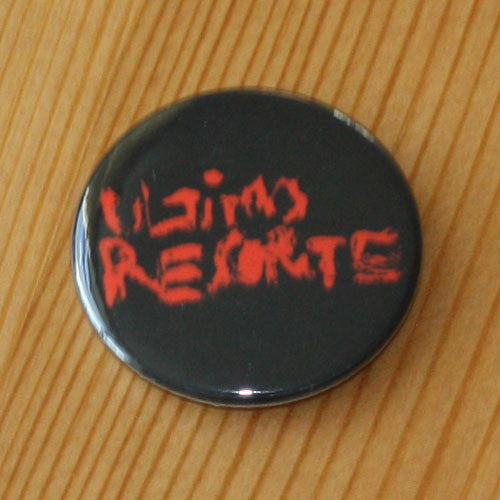 Ultimo Resorte - Red Logo (Badge)