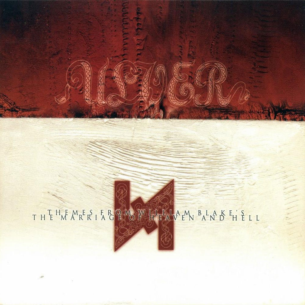 Ulver - Themes from William Blake's The Marriage of Heaven and Hell (2CD)