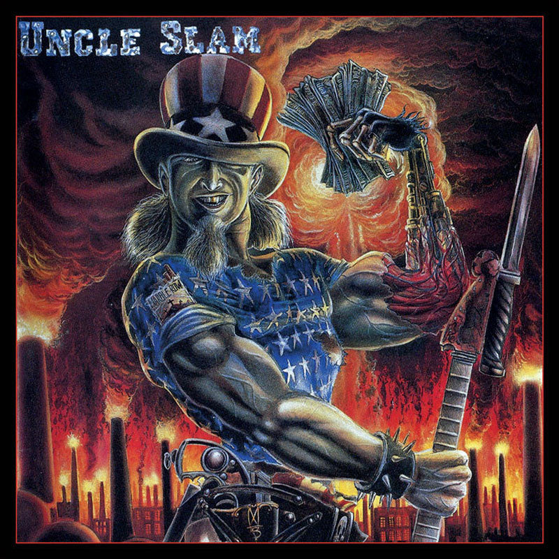 Uncle Slam - Say Uncle (2010 Reissue) (CD)