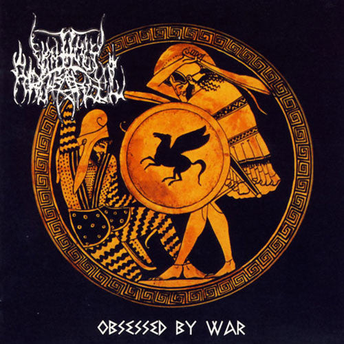 Unholy Archangel - Obsessed by War (CD)