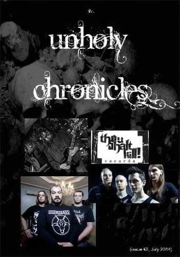 Unholy Chronicles - Issue 2 (Zine)