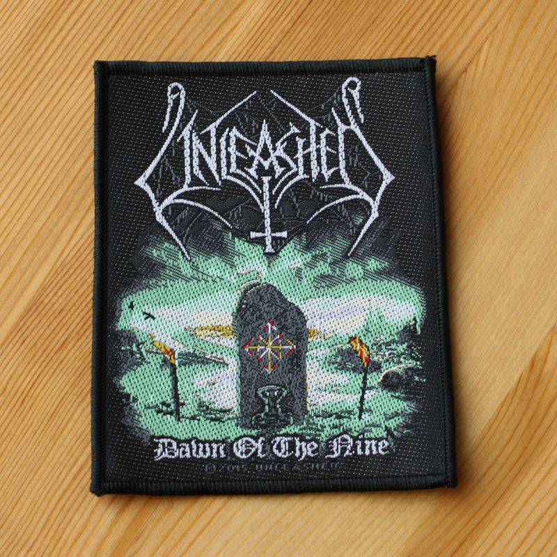 Unleashed - Dawn of the Nine (Woven Patch)