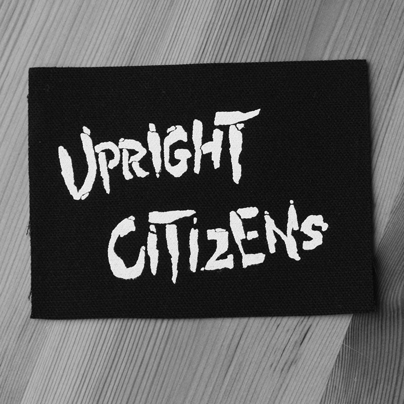 Upright Citizens - Logo (Printed Patch)