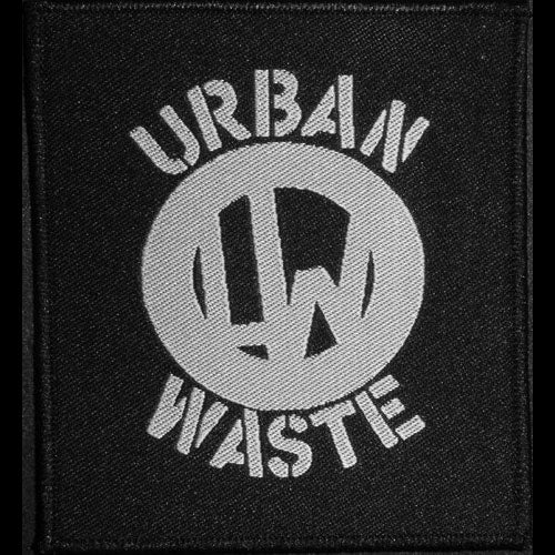 Urban Waste - Logo (Woven Patch)