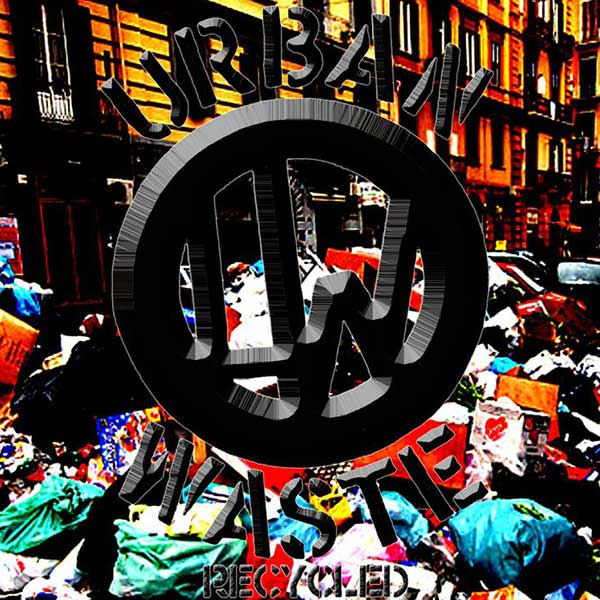 Urban Waste - Recycled (CD)