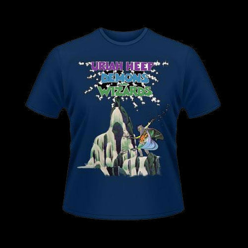 Uriah Heep - Demons and Wizards (T-Shirt)