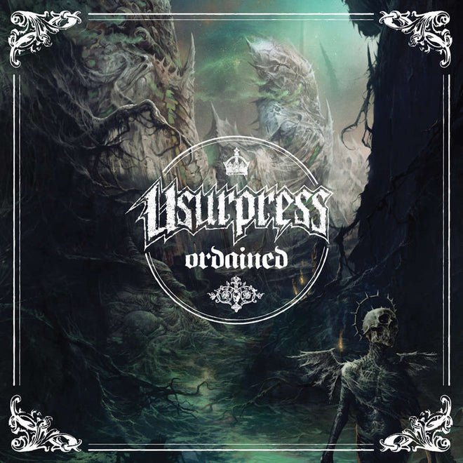 Usurpress - Ordained (Digipak CD)
