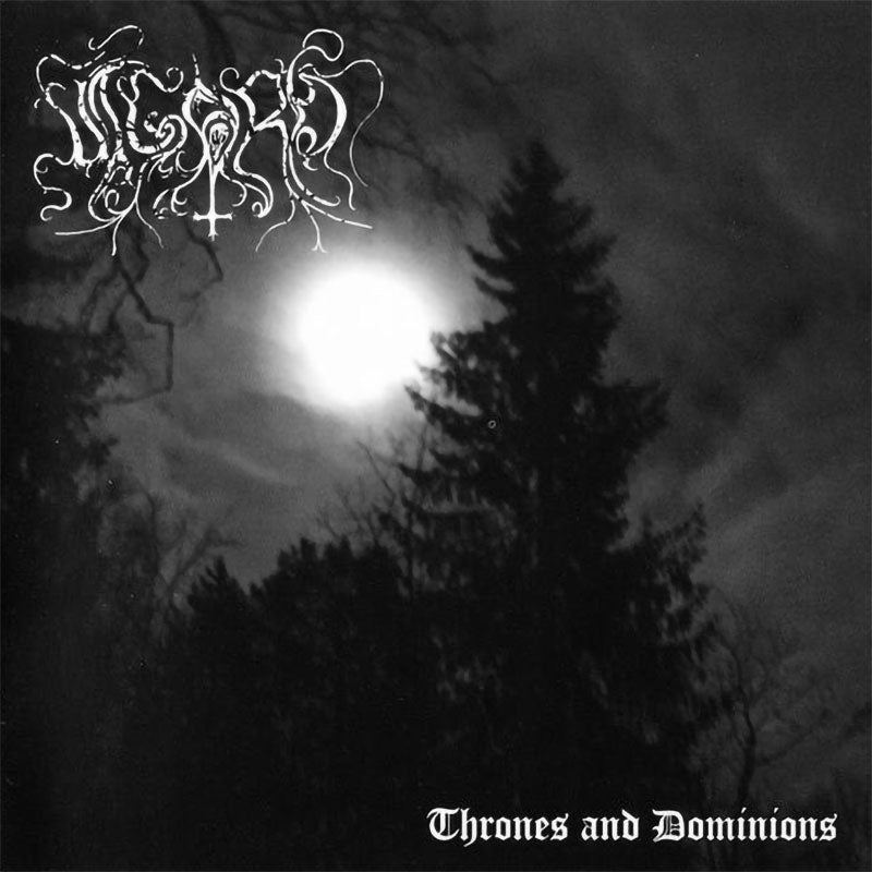 Utgard - Thrones and Dominions (CD)