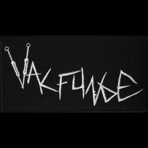 Valfunde - Logo (Embroidered Patch)